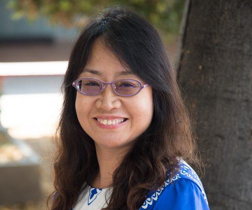 Mia Wang preschool Chinese teacher