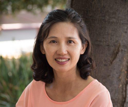 Tsai Lin Lai Chinese teacher