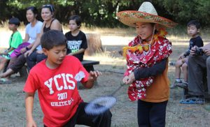 YCIS Camping Trip Activities