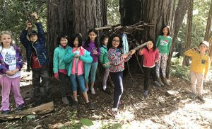 YCIS Family Camping Trip