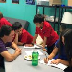 YCIS children learning
