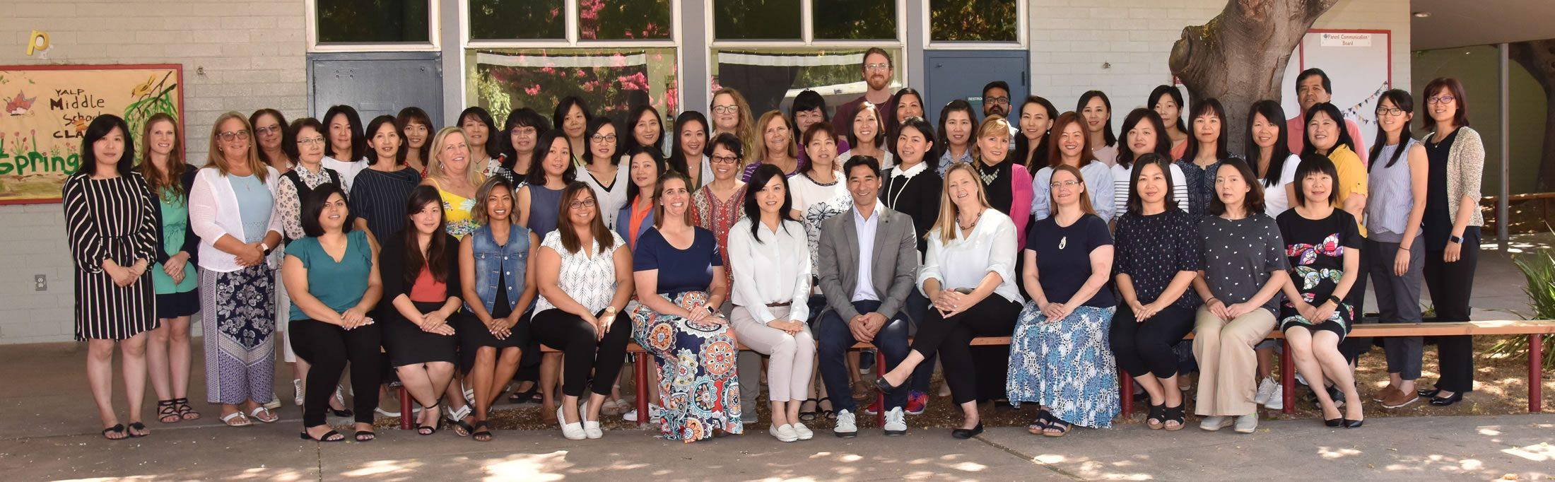YCIS Faculty 2019